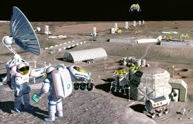 SEMINARIO / Bernard FOING - Towards Bases  on the  Moon and Mars